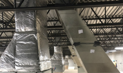 commercial ventilation ducts